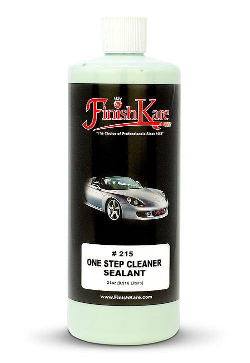 215-One-Step-Cleaner-Quart-Finish-Kare-Car-Care
