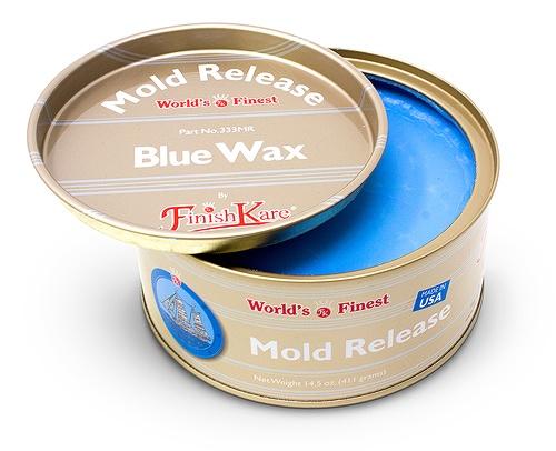 333MR: Blue Wax - Finish Kare