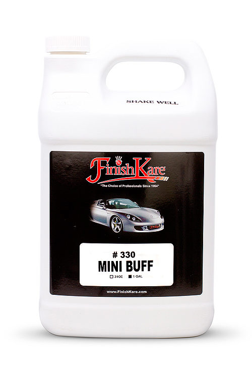 330-Mini-Buff-Gallon-Finish-Kare-Car-Care